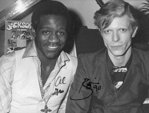 Al Green and David Bowie... | David Bowie | Pinterest | Bruder, David Bowie und Musik (1874909)
