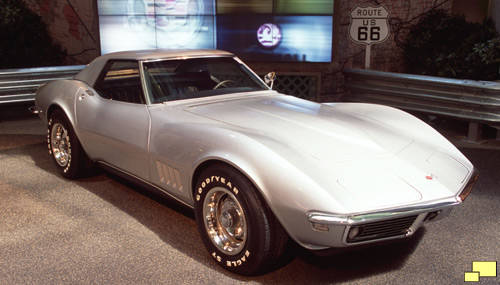 1968 Corvette: Debut of the C3