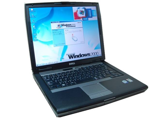 WINDOWS 2000 DELL D530