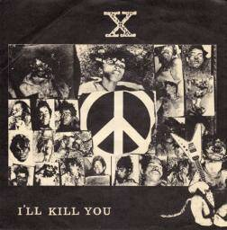 X JAPAN I'LL KILL YOU EP