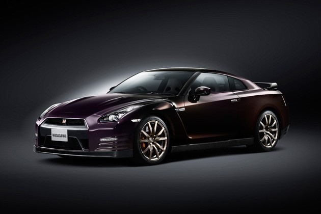 ■GT-R Special edition:ミッドナイ...