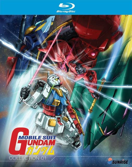 Amazon.co.jp | Mobile Suit Gundam (First Gundam) Part 1 Blu-ray Collection DVD・ブルーレイ - (1949370)