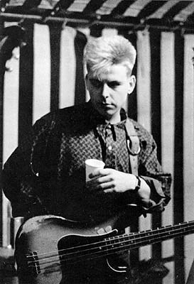 Andy Rourke