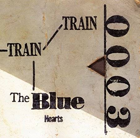 THE BLUE HEARTSの3rdアルバム『TRA...