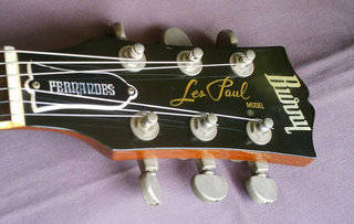 Burny Les Paul Model