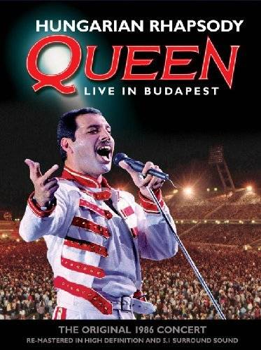 Amazon.co.jp | Queen: Hungarian Rhapsody [Blu-ray] [Import] DVD・ブルーレイ - Queen (2042016)