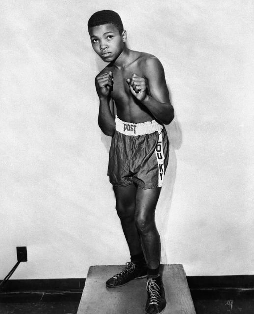 vintage everyday: 14 Astonishing Things You May Not Know About Muhammad Ali (1838111)