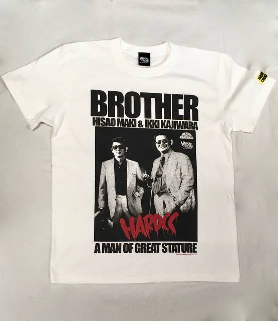BROTHER Tシャツ