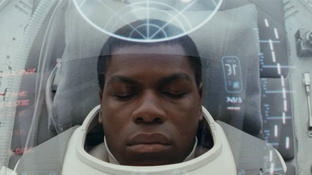 John Boyega as Finn (Lucasf...