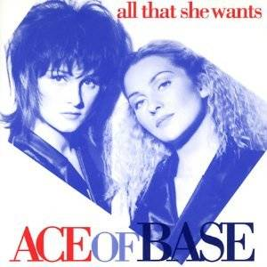 Amazon | All That She Wants | Ace of Base | ヒップホップ | 音楽 (2061728)