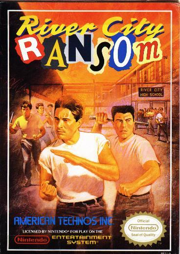 北米版(NES) River City Ransom