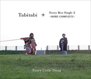 Tabitabi + Every Best Single 2 〜MORE COMPLETE〜(6CD+2DVD) CD+DVD (1688502)