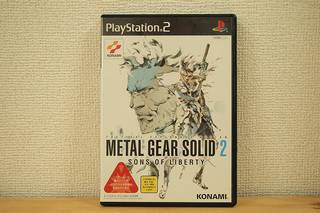 METAL GEAR SOLID 2 SONS OF ...