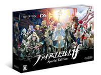 3DS ファイアーエムブレムif Special Ed...