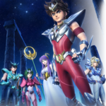 3DCGアニメ「聖闘士星矢:Knights of the Zodiac」のシーズン1パート2がNetflixで配信決定!